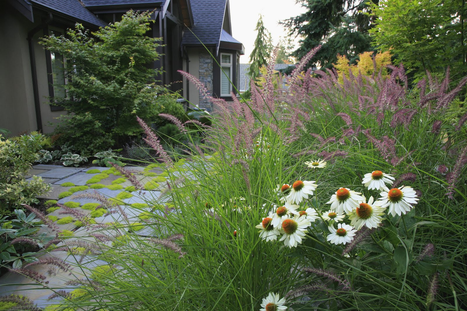 garden design qualicum beach
