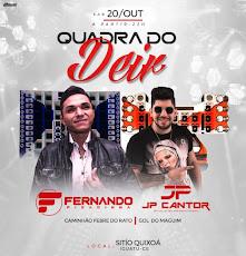 FERNANDO PISADINHA E JP CANTOR -  20 DE OUT. SÍTIO QUIXOÁ - IGUATU