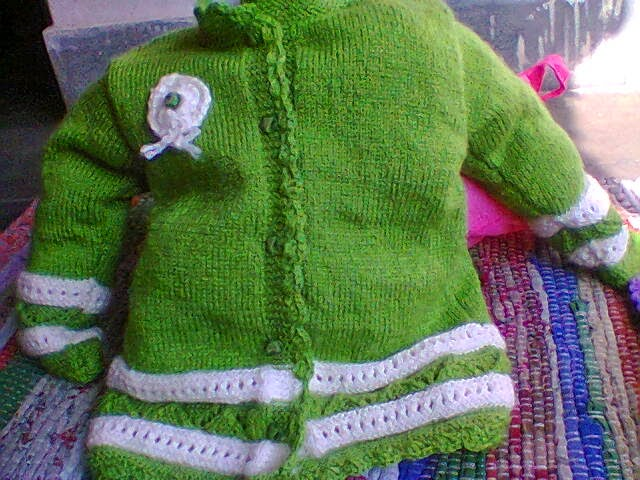1d852aa1f4b0be 1- 2 Years Baby Sweaters Price 700 - Rs.Shubh Clothing Link Details↲