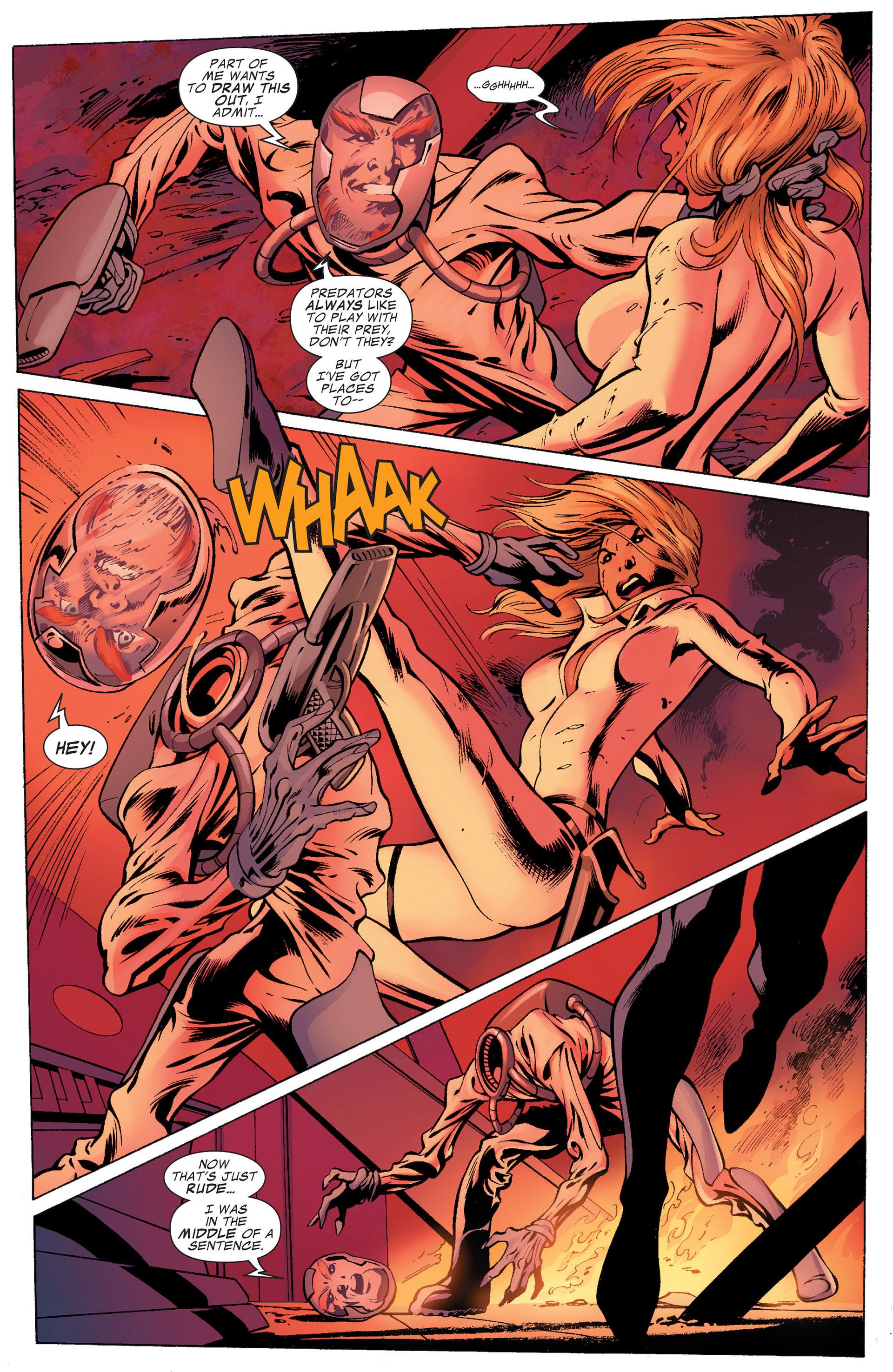 Captain America (2011) Issue #9 #9 - English 10