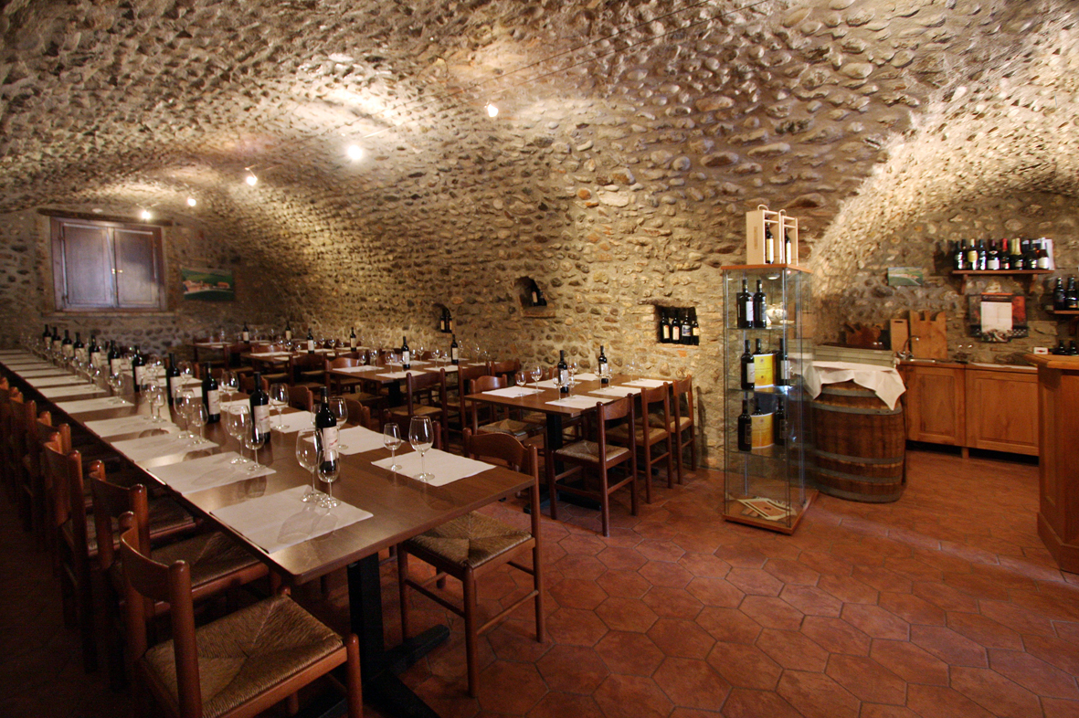 Strada dei vini e sapori mantovani agosto 2012 for Planimetrie della cantina
