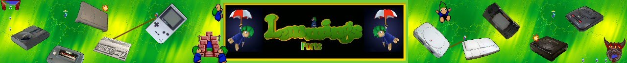 Lemmings Ports