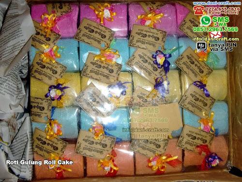 Roti Gulung Roll Cake Handuk Mika Surabaya