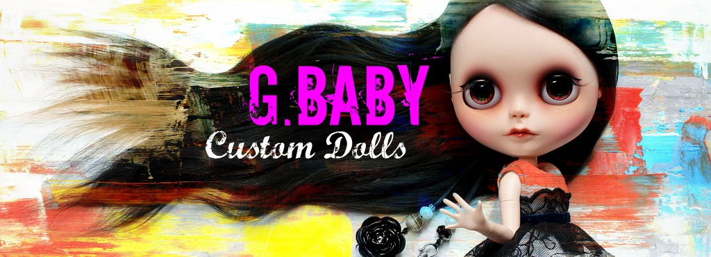 GBaby Custom Blythes
