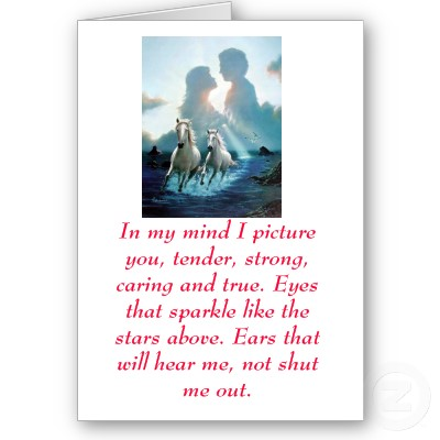 Romantic love cards for him - photo#5