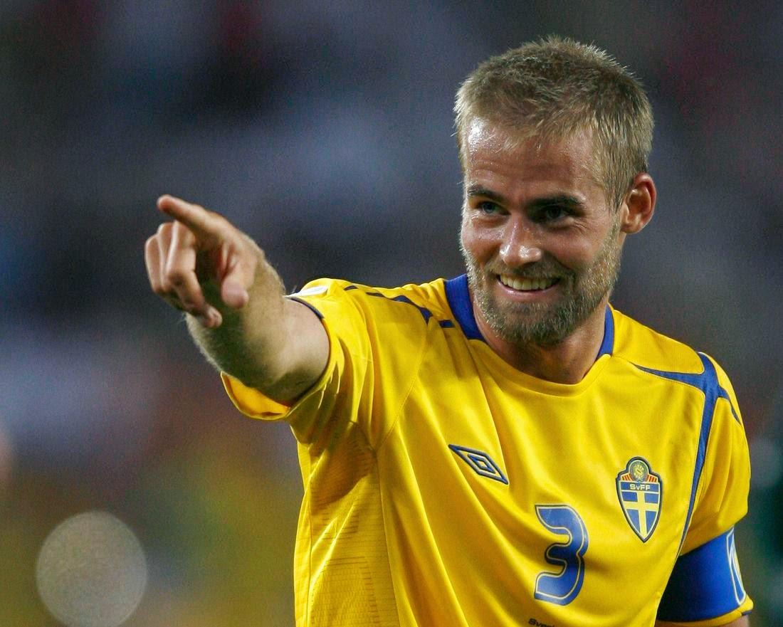El Sueco Olof Mellberg