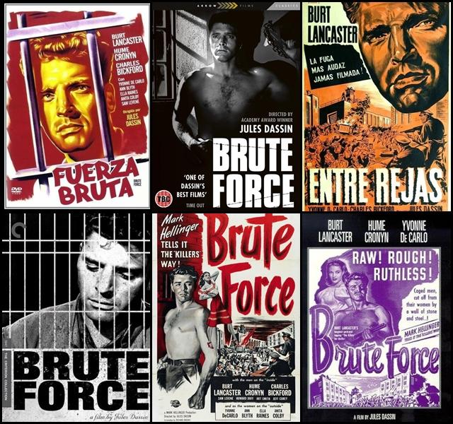 Fuerza bruta, Dassin, Brute force