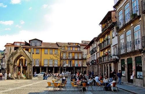 Praça de Oliveiras - Guimarães