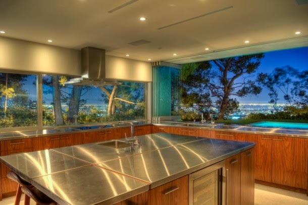 stainless steel kitchen countertop options - Kitchen Countertop Options
