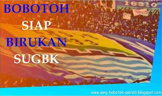 Bobotoh Persib Maung Bandung