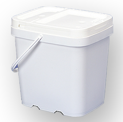 Baytec Containers Blog 2 Gallon Square Ezstor Bucket And