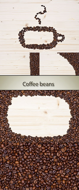 Stock Photos - Coffee Beans Backgrounds