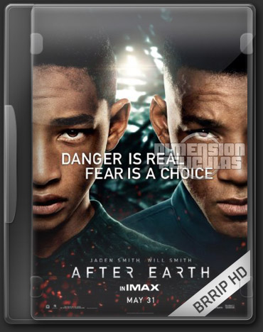 After Earth (BRRip HD Inglés Subtitulada) (2013)