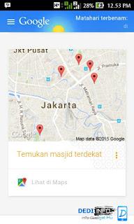 """Ramadan Makin Tenang dengan """"Ramadan With Google"""""""