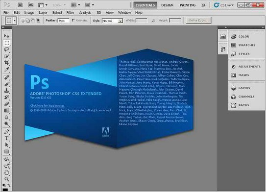 serial numbers for adobe photoshop cs5 extended serial number