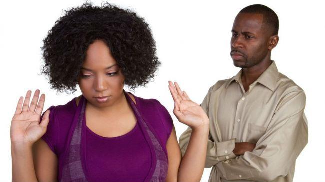 Image result for Divorce Couple Nigeria