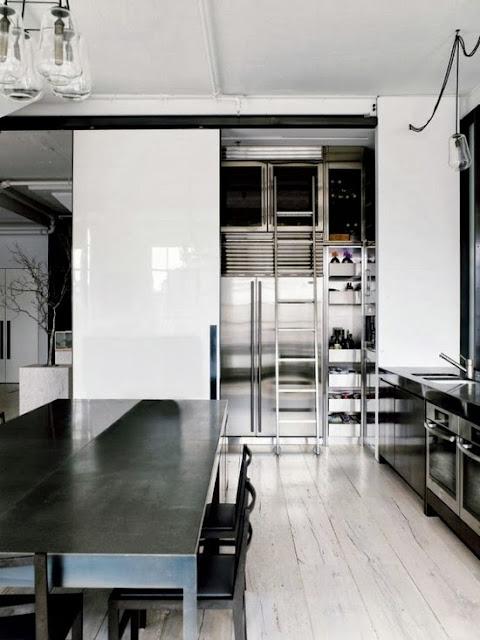 Desain Dapur Maskulin 3
