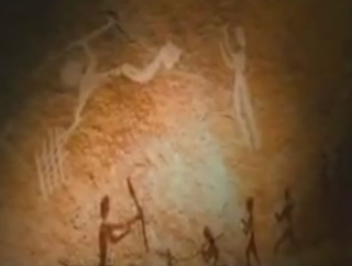 sirenas8 - Pinturas milenarias como altamira en donde se describen sirenas