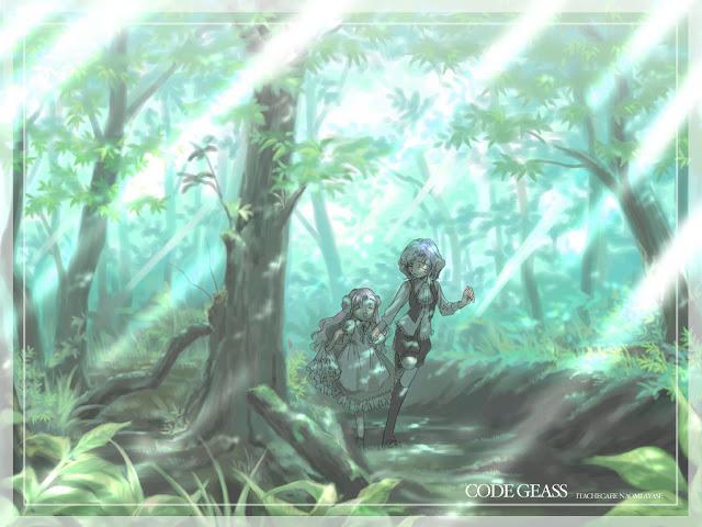 Code Geass   Anime   Wallpaper   Lelouch Lamperouge