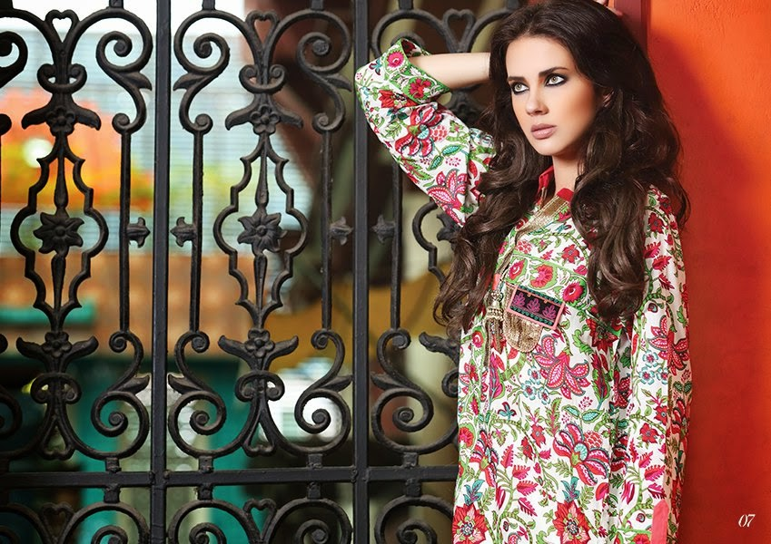 Chinyere Summer Dress Collection 2015