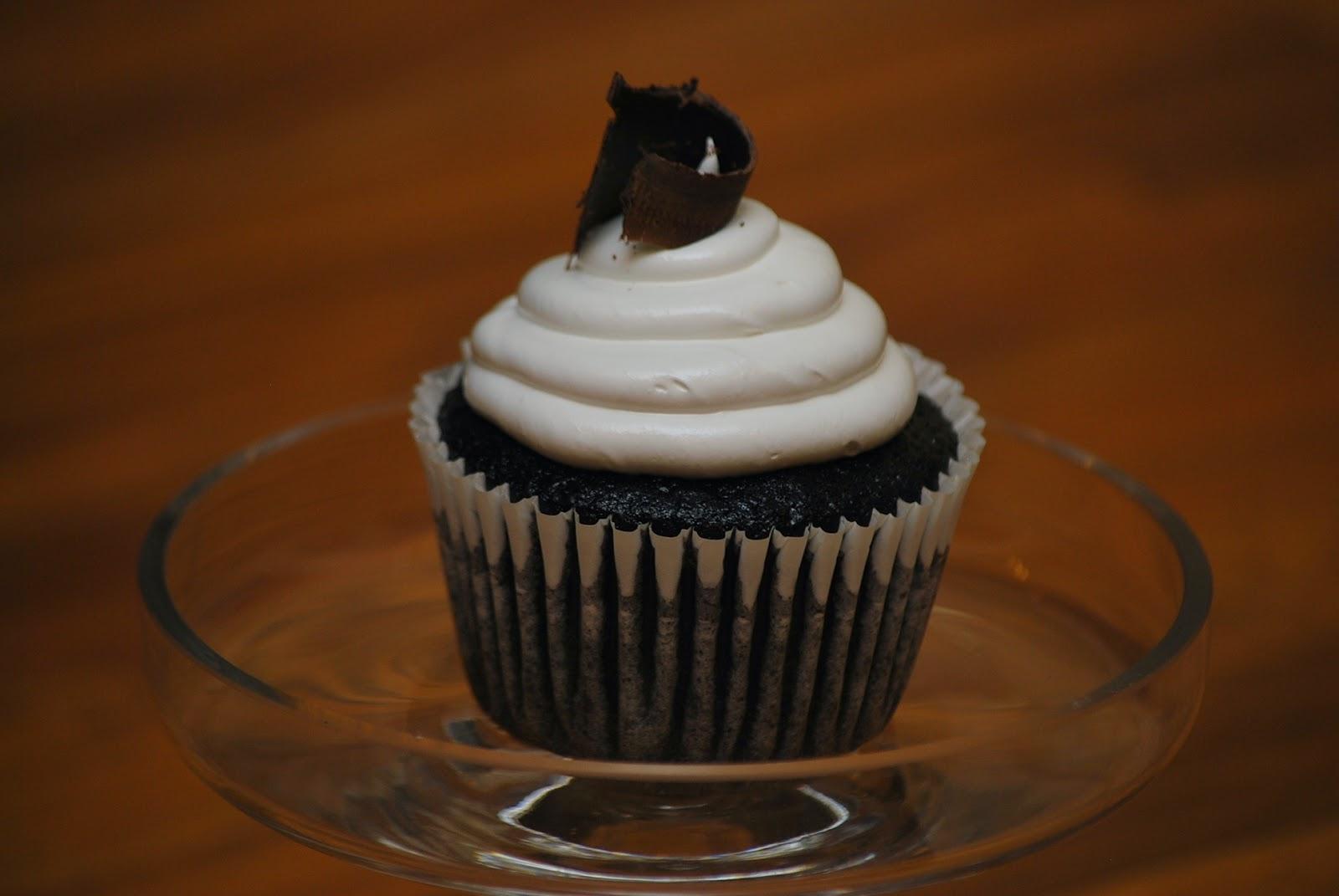 Black Tie Cupcakes Recipe — Dishmaps