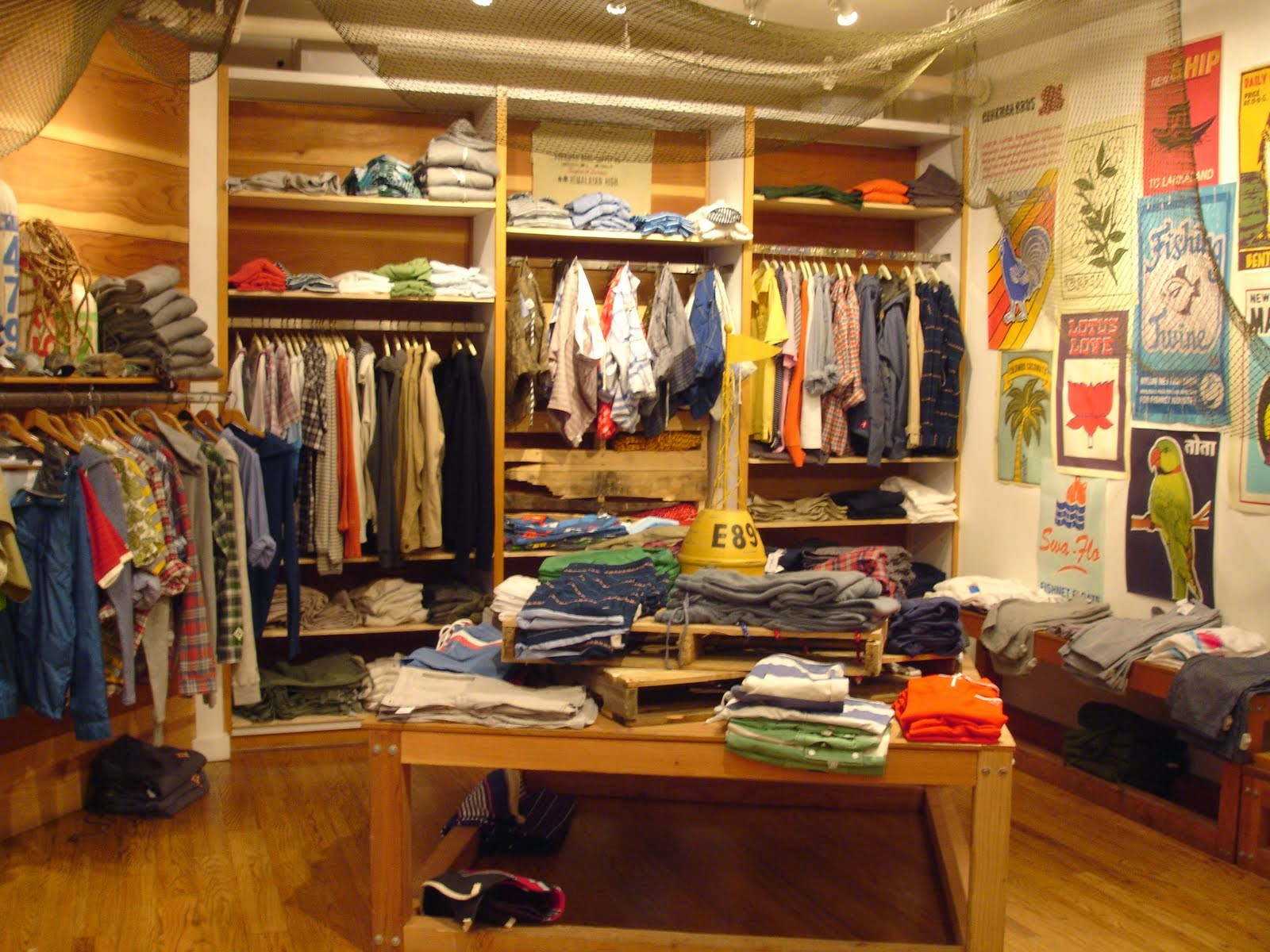 Hering Clothing Stores In The U S