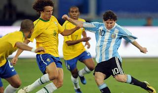 Argentina y Brasil se enfrentarán en Nueva Jersey
