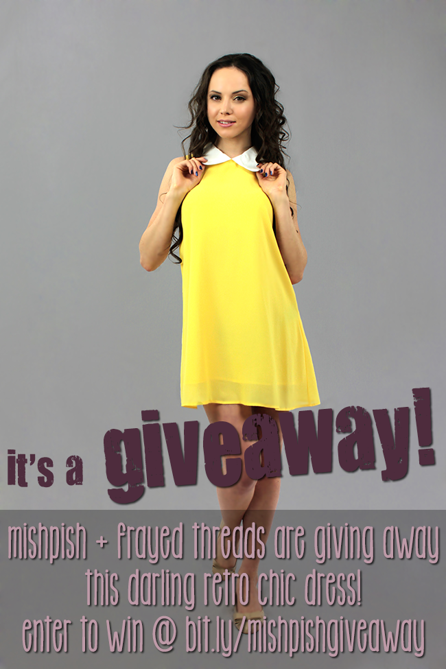 Mishpish Boutique + Frayed Threads Giveaway