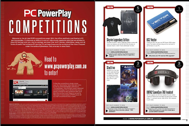 Revista PC Powerplay Julio 2013