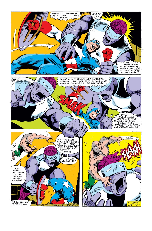 Captain America (1968) Issue #277 #193 - English 15