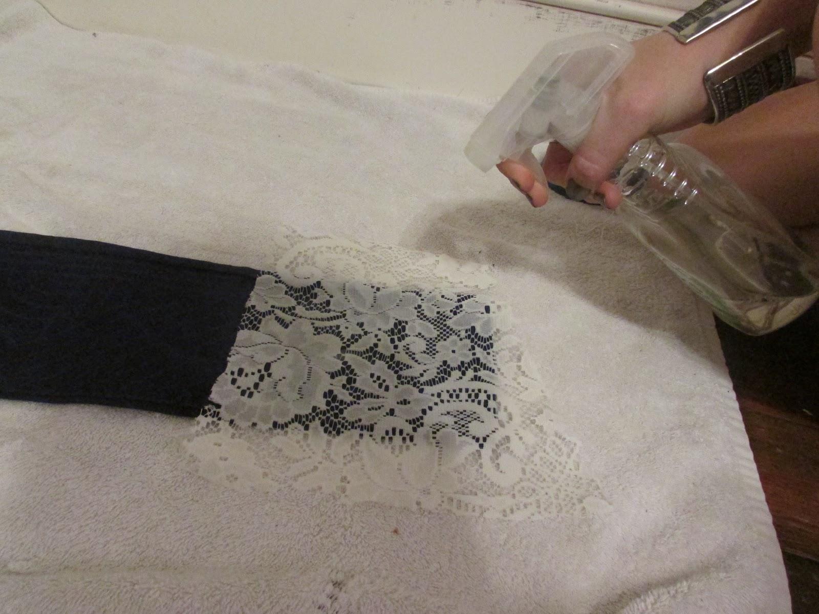 bleaching fabric diy – craftbnb