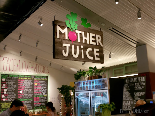 Mother Juice Boston Public Market indoor farmer's market open in Boston Blogger Tour
