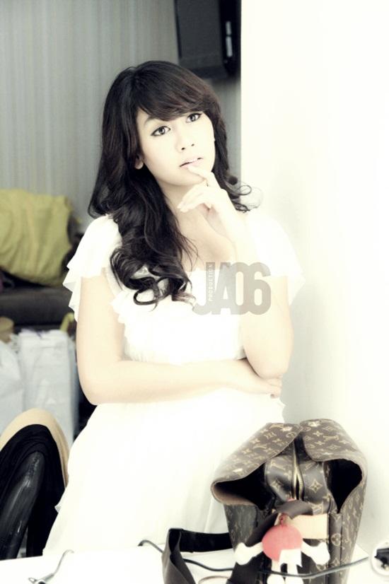 Foto Anisa Chibi Terbaru - Cherry Belle