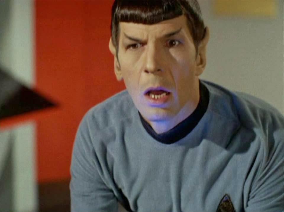 Spock Leonard Nimoy hair randommusings.filminspector.com