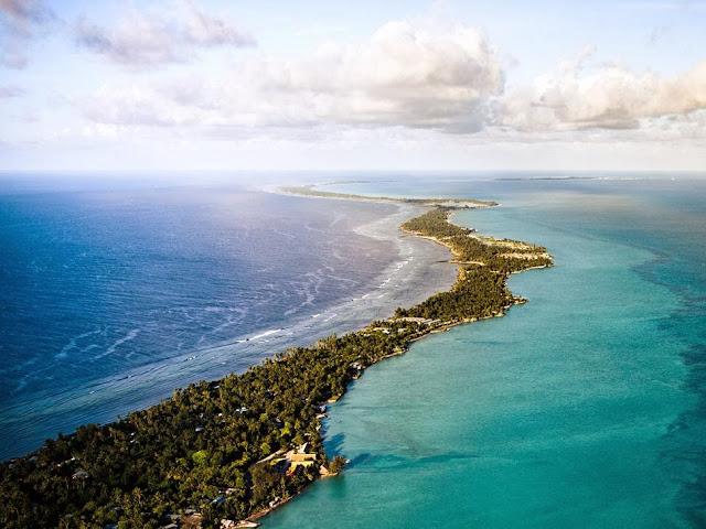 L'arcipelago di Kiribati