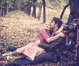 Girl in Boy in love Hugging couples