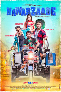 Nawabzaade (2018) Hindi Movie V2 pDVDRip | 720p | 480p
