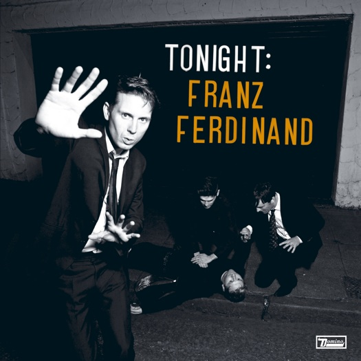 Tonight: Franz Ferdinand (album cover)