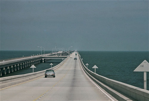 Lake Pontchartrain Bridge