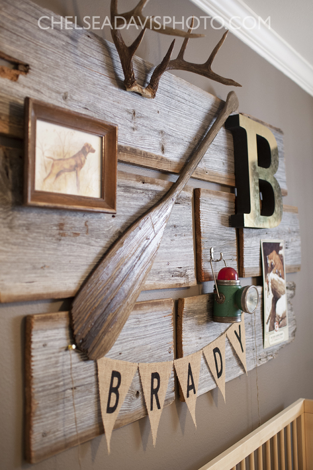 Fawn Over Baby: Vintage Hunting Nursery Designed By Ashley