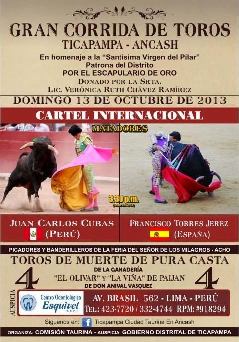 TICAPAMPA 13-14 Octubre