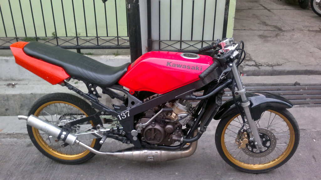 Kawasaki Ninja 150R Drag