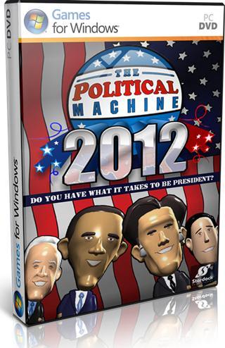 The Political Machine 2012 PC Full Postmortem Descargar 1 Link