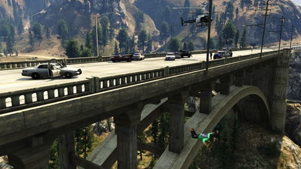 New GTA 5 reveal how powerful images are still current generation consoles in terms of graphics [IMAGES]