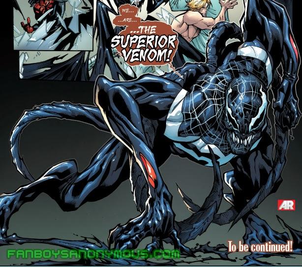 The superior spider man 23 quot darkest hours quot part 2 review fanboys