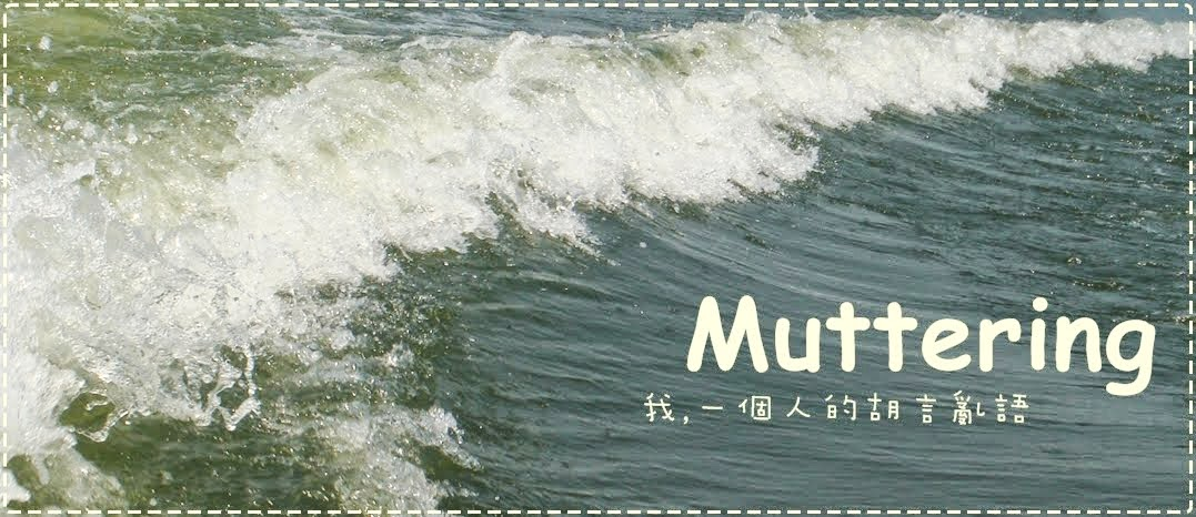 Muttering