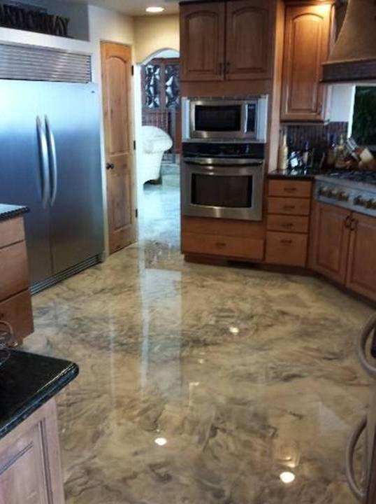 Epoxy Basement Floor Diy : Home decor decorative epoxy flooring