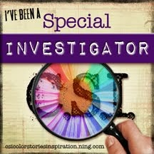 Very happy to be a special Investigator over at CSI