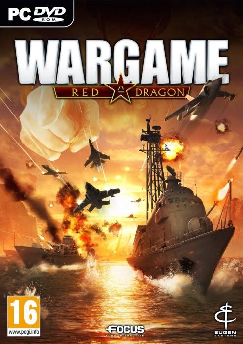 War Game Red Dragon PC Game