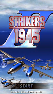 Screenshots of the Strikers 1945 2 for Android tablet, phone.